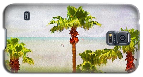 Palm Breeze Galaxy S5 Case