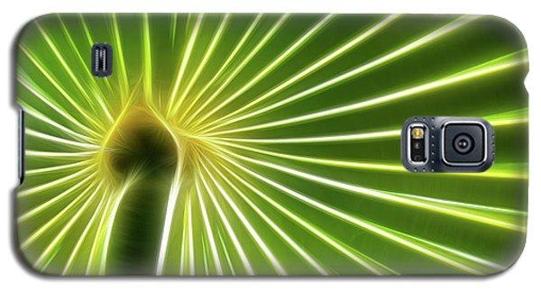 Palm Glow Galaxy S5 Case