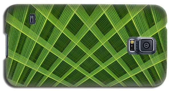 Palm Leaf Composite Galaxy S5 Case