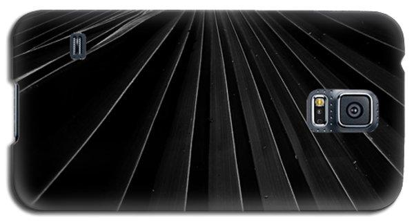 Palm Leaf Galaxy S5 Case