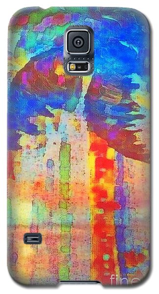 Palm Party Galaxy S5 Case by Holly Martinson