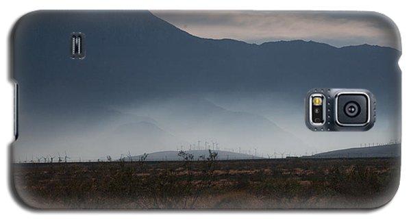 Palm Springs Windmills Galaxy S5 Case
