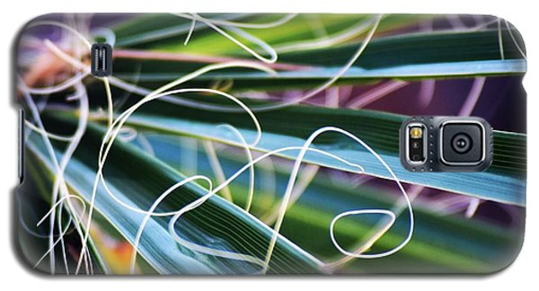 Palm Strings Galaxy S5 Case