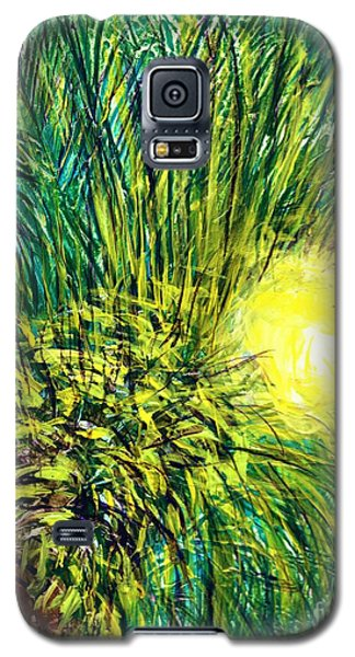 Palm Sunburst  Galaxy S5 Case