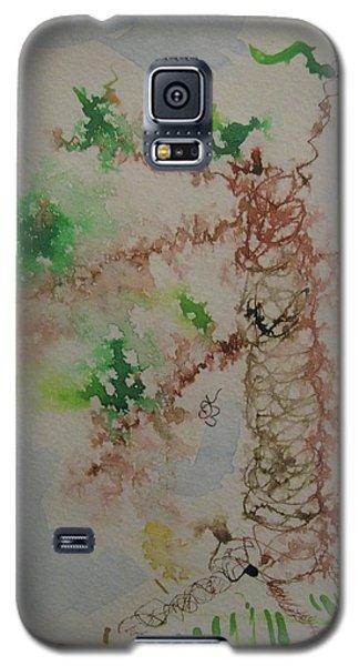 Palm Tree Galaxy S5 Case