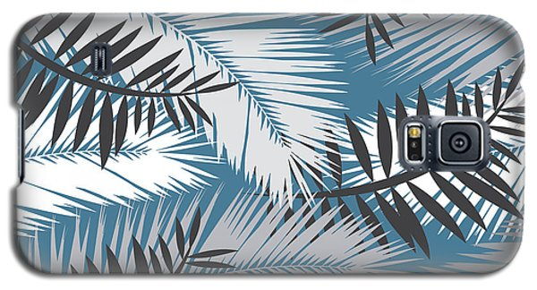Palm Trees 10 Galaxy S5 Case