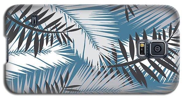 Palm Trees 10 Galaxy S5 Case by Mark Ashkenazi