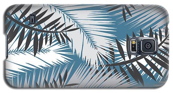 Galaxy S5 Case - Palm Trees 10 by Mark Ashkenazi