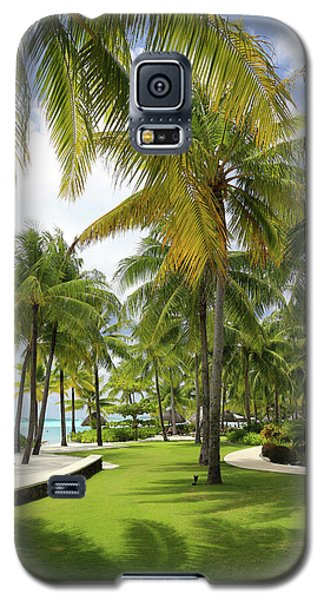 Palm Trees 2 Galaxy S5 Case