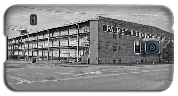 Palmetto Compress Warehouse Bw Galaxy S5 Case