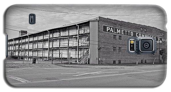 Palmetto Compress Warehouse Bw Galaxy S5 Case