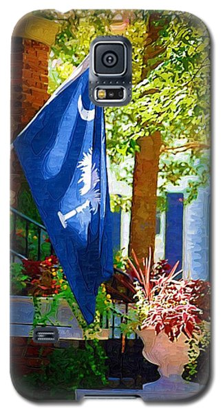 Palmetto Flag Galaxy S5 Case