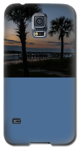 Palmetto Sky Galaxy S5 Case