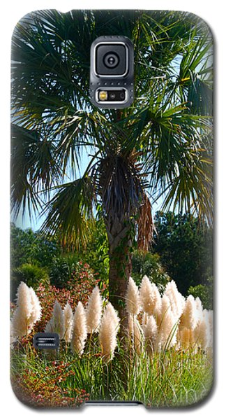 Palmetto Tree  Galaxy S5 Case