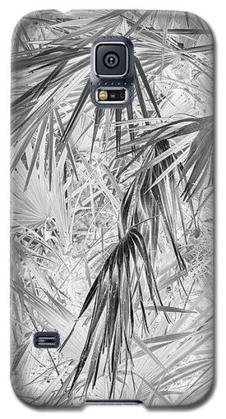 Palmettos Negatives Galaxy S5 Case