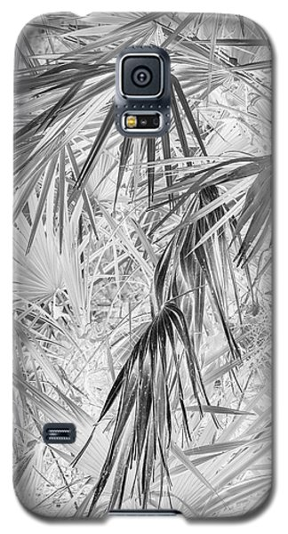 Palmettos Negatives Galaxy S5 Case