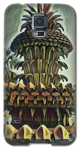 Palms And Pineapples Galaxy S5 Case