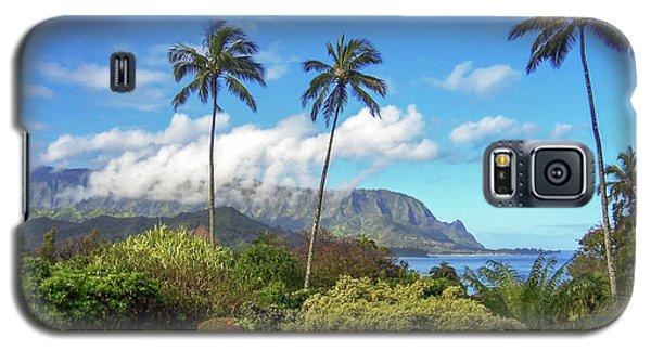Palms At Hanalei Galaxy S5 Case