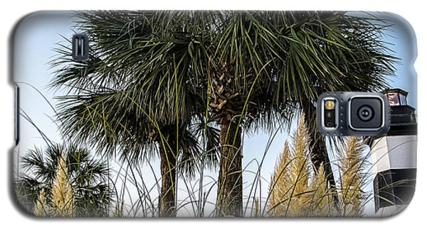 Palms At Lightkeepers Galaxy S5 Case