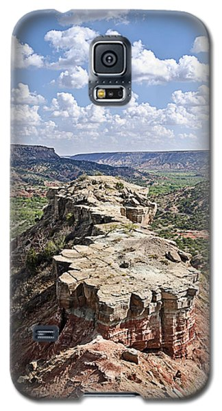 Palo Duro Canyon Galaxy S5 Case by Melany Sarafis