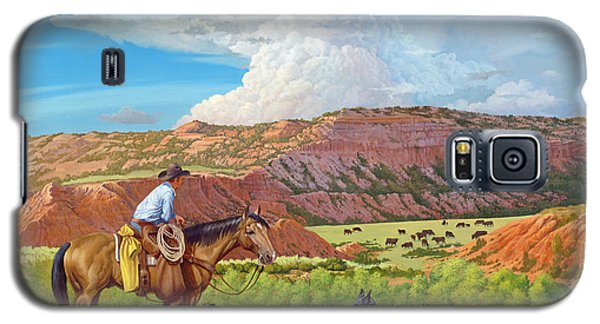 Palo Duro Serenade Galaxy S5 Case