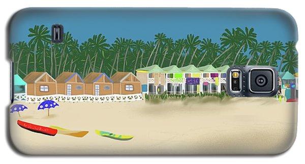 Palolem Beach Goa Galaxy S5 Case