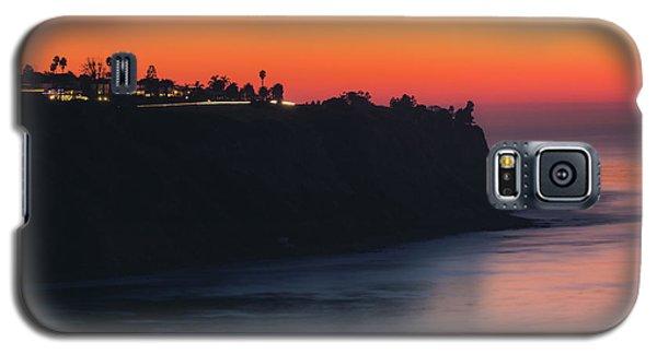 Palos Verdes Coast After Sunset Galaxy S5 Case