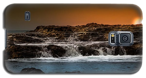 Palos Verdes Coast Galaxy S5 Case by Ed Clark