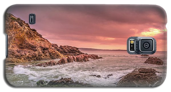 Pambula Rocks Galaxy S5 Case