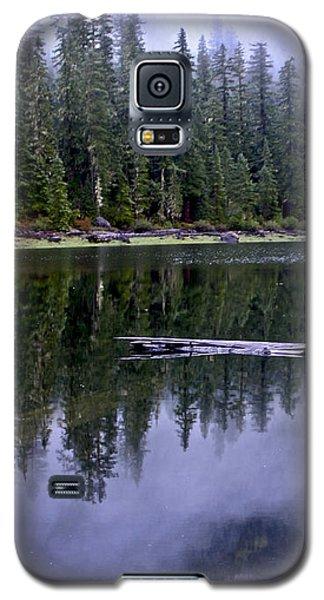 Pamelia Lake Reflection Galaxy S5 Case