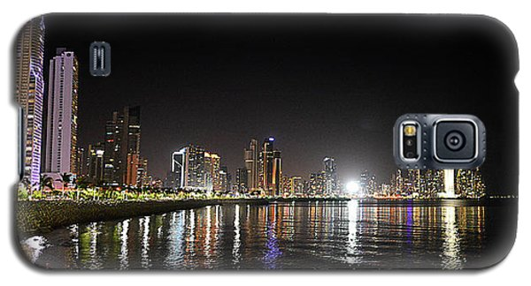 Panama City Night Galaxy S5 Case