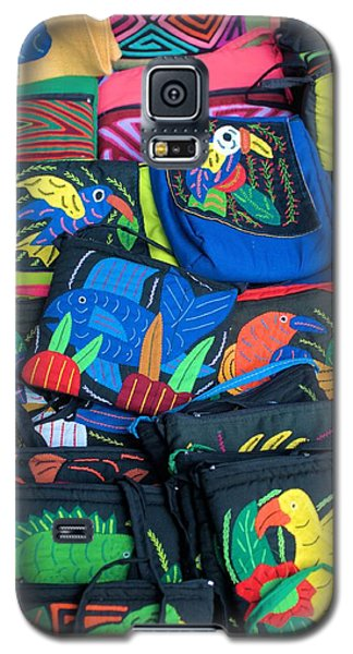 Panama  Crafts Galaxy S5 Case by Douglas Pike