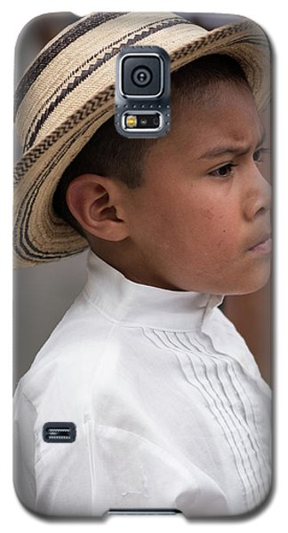 Panamanian Boy Galaxy S5 Case