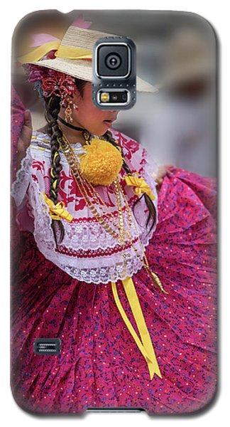 Panamanian Dancer 1 Galaxy S5 Case