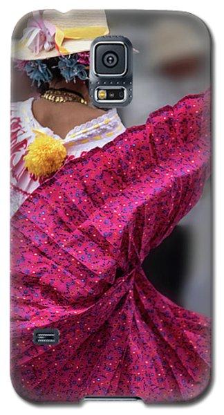 Panamanian Dancer 2 Galaxy S5 Case