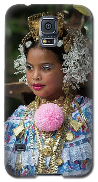 Panamanian Queen Of The Parade Galaxy S5 Case