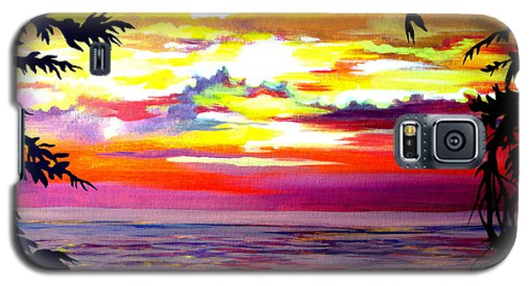 Panama.pacific Sunrise Galaxy S5 Case