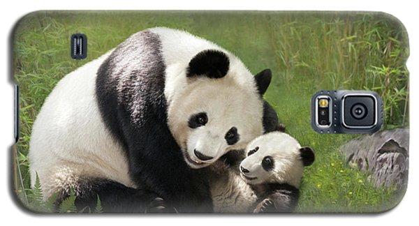 Panda Bears Galaxy S5 Case