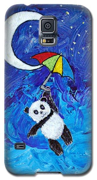 Panda Dreams Galaxy S5 Case by Ella Kaye Dickey