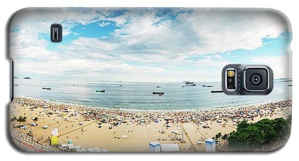 Panorama Of Copacabana, Rio De Janeiro, Brazil  Galaxy S5 Case