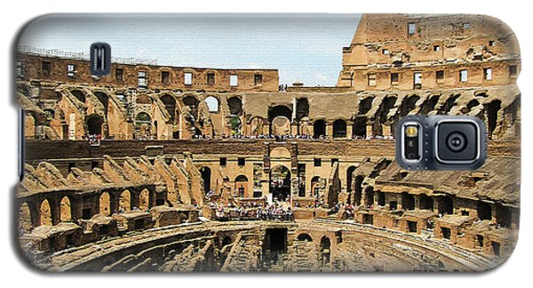 Inside The Colosseum Galaxy S5 Case