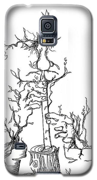 Pan's Fried Flute Galaxy S5 Case