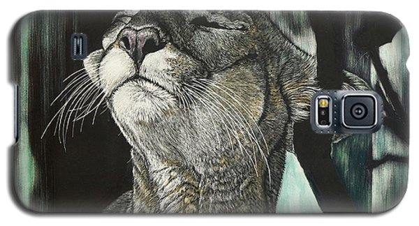 Panther, Cool Galaxy S5 Case
