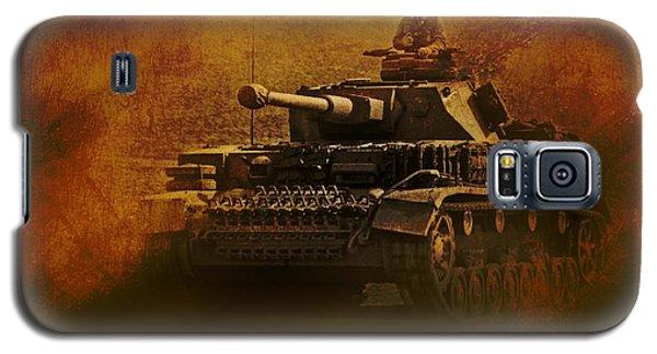 Galaxy S5 Case featuring the digital art Panzer 4 Ausf G by John Wills