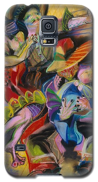 Papa And Bambino Galaxy S5 Case