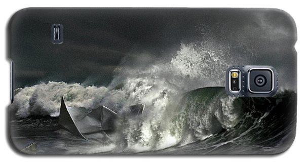 Paper Boat Galaxy S5 Case by Evgeniy Lankin