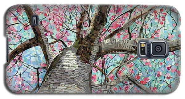 Paper Magnolias Galaxy S5 Case