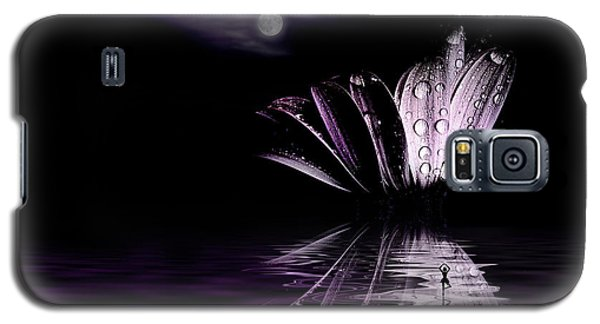 paper Moon Galaxy S5 Case