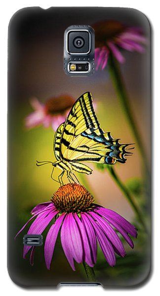 Galaxy S5 Case featuring the photograph Papilio by Jeffrey Jensen