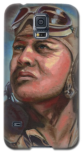 Pappy Boyington Galaxy S5 Case